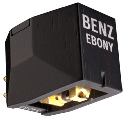 Benz Micro Switzerland Ebony MC Cartridge