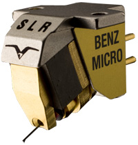Benz Micro Switzerland Gullwing MC Cartridge