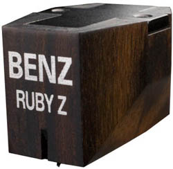 Benz Micro Switzerland Ruby MC Cartridge